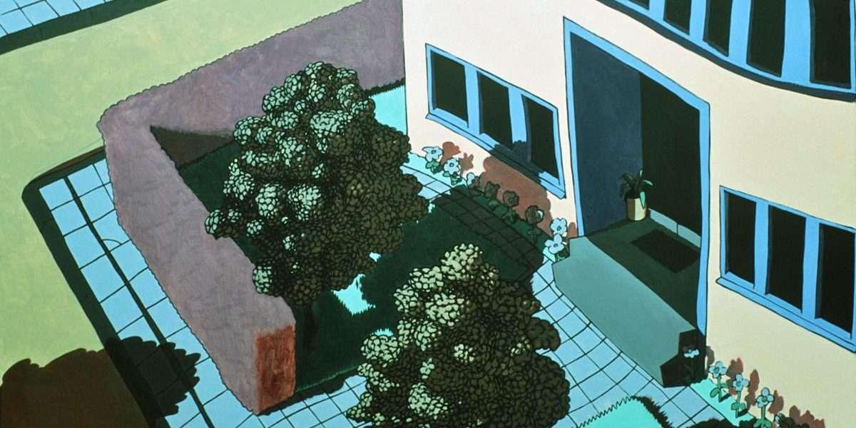 Jens Thegler - Room no. 2 - Jens Thegler - 4570A