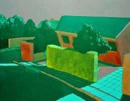 Jens Thegler - Room no. 6  -  Jens Thegler - 4574A