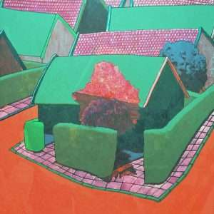 Jens Thegler - Room nr. 13  -  Jens Thegler - 4607A