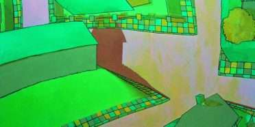 Room nr. 16  –  Jens Thegler – 4610A