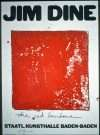 Jim Dine - The red bandana - Jim Dine - 2445B