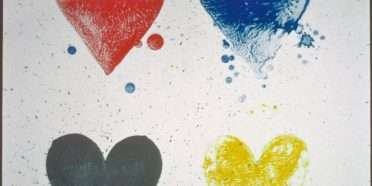 National Galerie Berlin  –  Jim Dine – 2446B