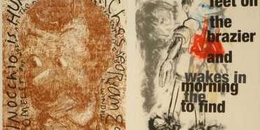 """Pinocchio""  –  Jim Dine – 4701B-4702B"