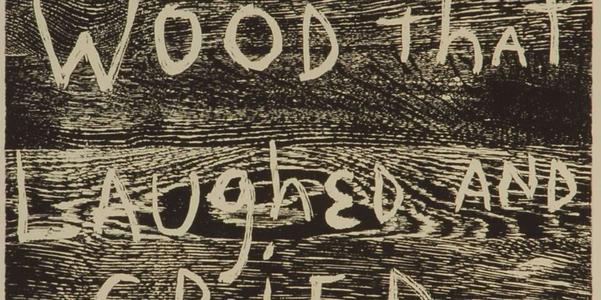 "Jim Dine - ""Pinocchio""  -  Jim Dine - 4704B"