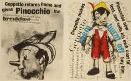 "Jim Dine - ""Pinocchio"" - Jim Dine - 4705B-4706B"