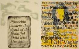 "Jim Dine - ""Pinocchio"" - Jim Dine - 4721B-4722B"
