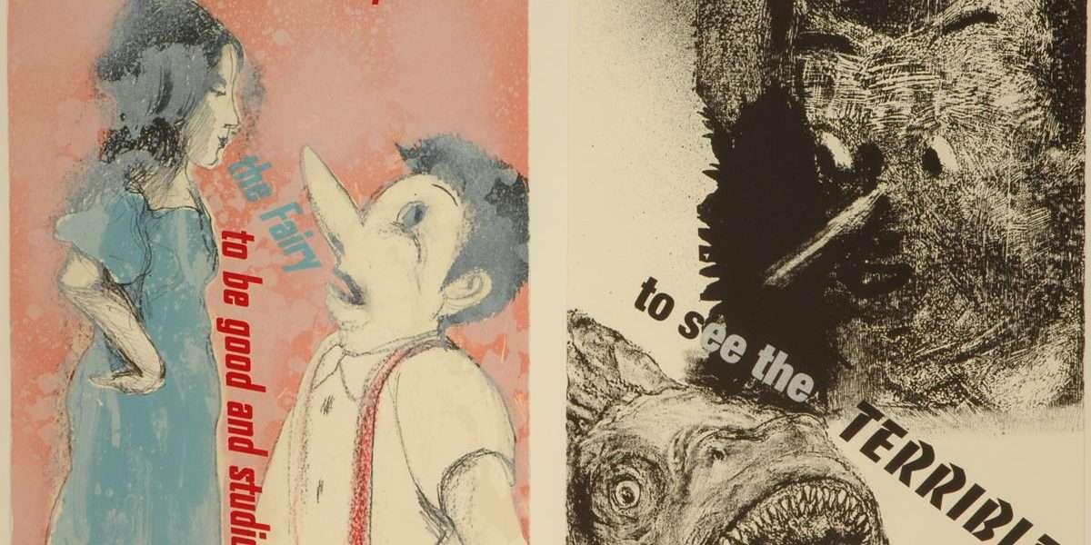 Jim Dine - Jim Dine - 4723B-4724B