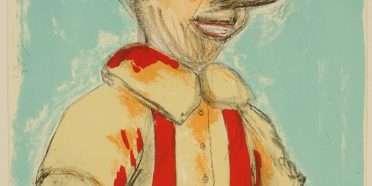 """Pinocchio""  –  Jim Dine – 4735B"