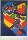 Komposition  –  Karel Appel – 1859B
