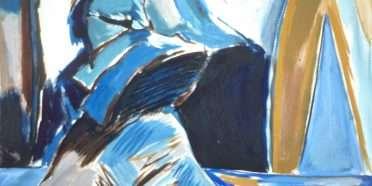 En kuffert af træthed  –  Kenn André Stilling – 3601A