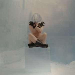 Kirsten Justesen - Ice plinth #3  -  Kirsten Justesen - 4676F