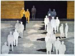 Knud Hansen - Komposition  -  Knud Hansen - 3087B