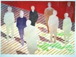 Knud Hansen - Komposition - Knud Hansen - 3088B