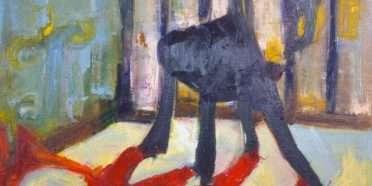 Interiør no. I  –  Lise Malinovsky – 4388A