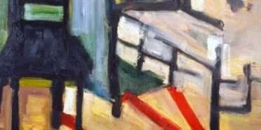 Interiør no. 2  –  Lise Malinovsky – 4389A