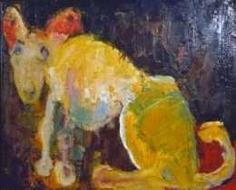 Lise Malinovsky - Hunde-dyr  -  Lise Malinovsky - 4442A
