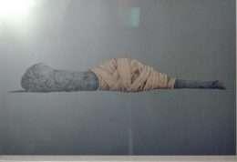 Michael Kvium - Uden titel  -  Michael Kvium - 4026B