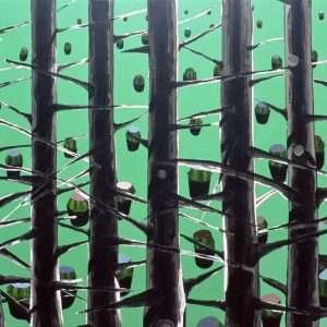 Mikkel Niemann - Tree Patterns 3  -  Mikkel Niemann - 4568A