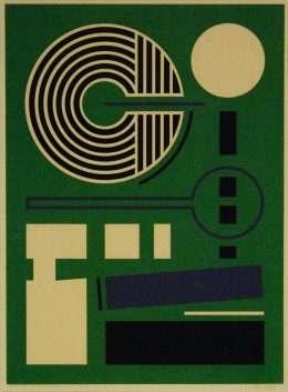 Mogens Lohmann - Opdelt cirkler - Mogens Lohmann - 1097B