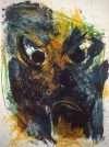 Niels Reumert - Maske med kryb - Niels Reumert - 3182B