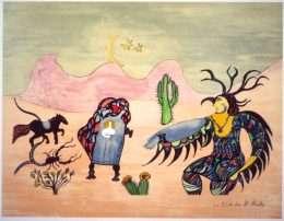 Niki De Saint Phalle -   Niki De Saint Phalle - 3361B