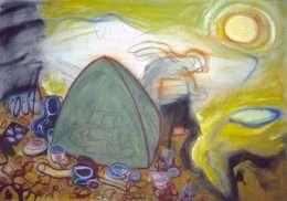 Ole Sporring - Ud af lukket telt - Ole Sporring - 4584A