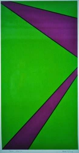 Olle Baertling - Creator of open form - Olle Baertling - 2785B