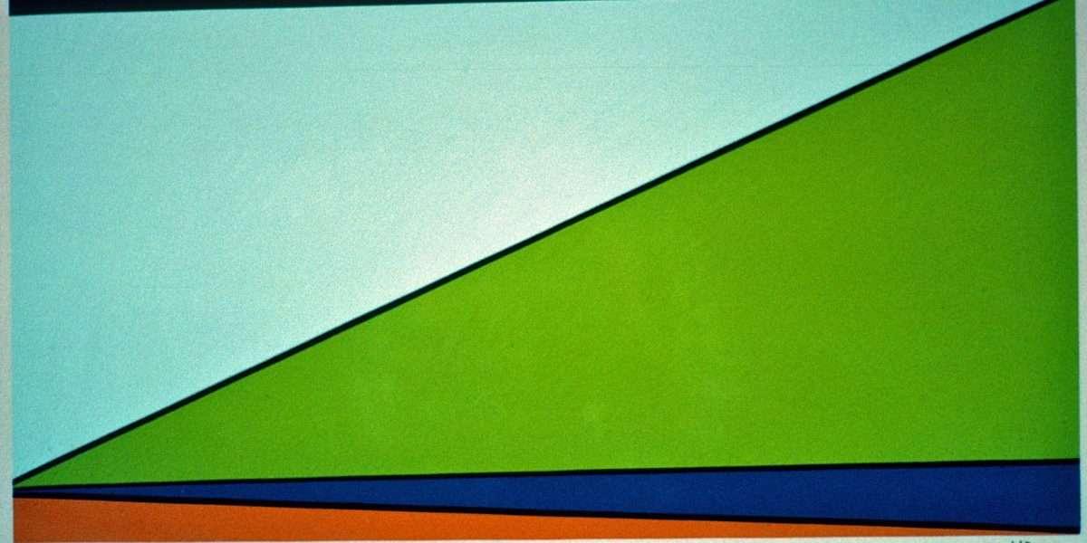 Olle Baertling - Komposition  -  Olle Baertling - 2840B