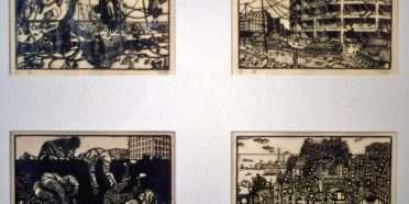 I krigens verden/I krigens verden/I krigens verden/Træthed  –  Palle Nielsen – 601B/602B/603B/604B