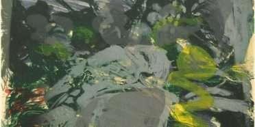 Stilleben  –  Per Kirkeby – 2747B
