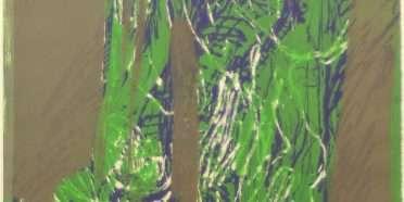 Vibeke-Nat-Potteplante  –  Per Kirkeby – 3167B