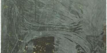 Tågestyrt  –  Per Kirkeby – 3172B