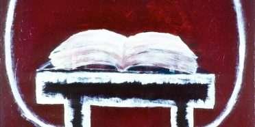 Bordret læser texten  –  Peter Bonde – 2973A