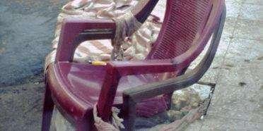 Ægyptiske stole  –  Peter Bonnén – 4630F