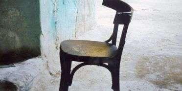 Ægyptiske stole  –  Peter Bonnén – 4631F