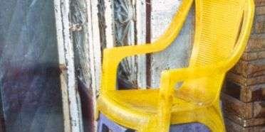 Ægyptiske stole  –  Peter Bonnén – 4633F