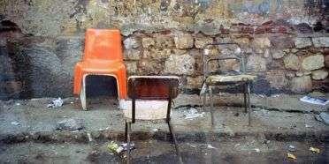 Ægyptiske stole  –  Peter Bonnén – 4634F