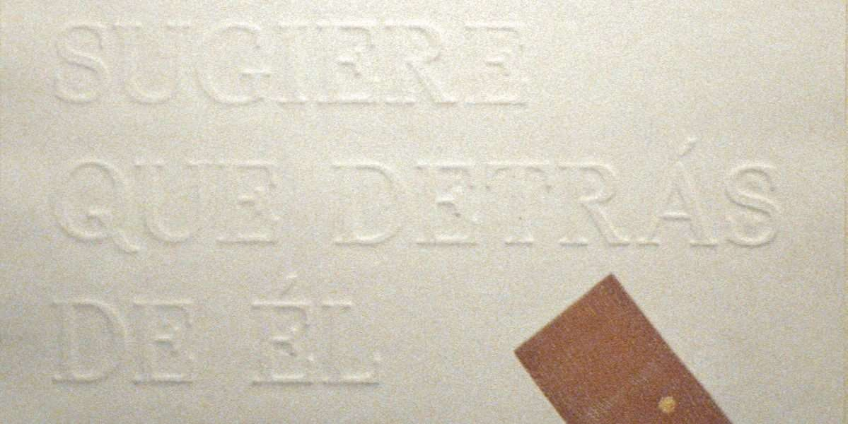 Peter Holst Henckel - Uden titel (hæfteplaster)  -  Peter Holst Henckel - 4110B