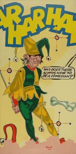 Peter Rössell - The Comedian  -  Peter Rössell - 4084A