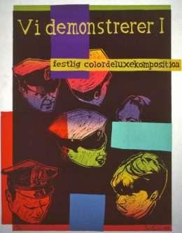 Peter S Carlsen - Vi Demonstrerer  -  Peter S Carlsen - 3732B
