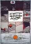 Komposition  –  Pierre Alechinsky – 3211B