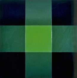 Poul Gernes 1925-1996 - Kvadrater IV  -  Poul Gernes 1925-1996 - 1519A