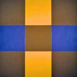 Poul Gernes 1925-1996 - Kvadrater XIV  -  Poul Gernes 1925-1996 - 1529A