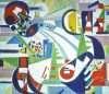 Poul Lillesøe - Kontrære figurationer  -  Poul Lillesøe - 1140A