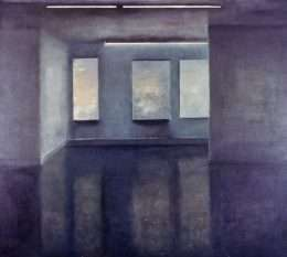 Preben Fjederholt - Metafysisk Museum  -  Preben Fjederholt - 3752A