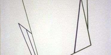 Komposition XIII  –  Richard Mortensen – 1976B