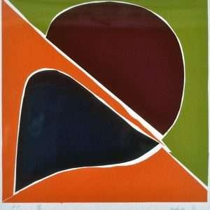 Richard Mortensen - Komposition  -  Richard Mortensen - 2984B