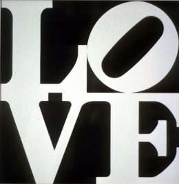 Robert Indiana - Love - Robert Indiana - 1838B