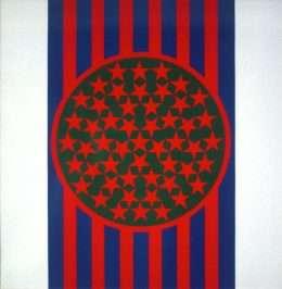 Robert Indiana - Banner  -  Robert Indiana - 2229B