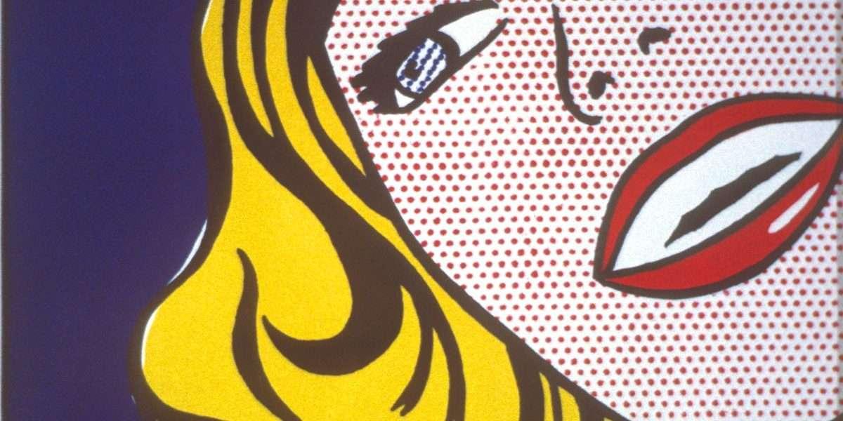Roy Lichtenstein - Around the USA - Roy Lichtenstein - 1699B